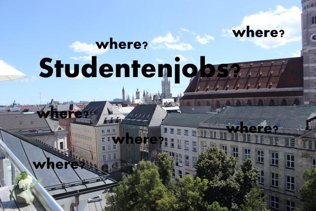 Studentenjobs gesucht