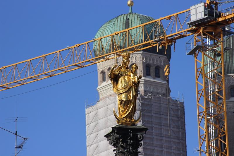 Schutzpatron Münchens