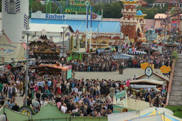 Oktoberfest Menge