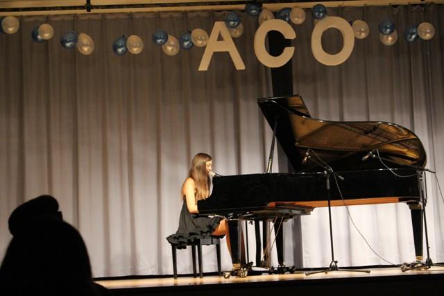 Klavierklänge beim ACO Event