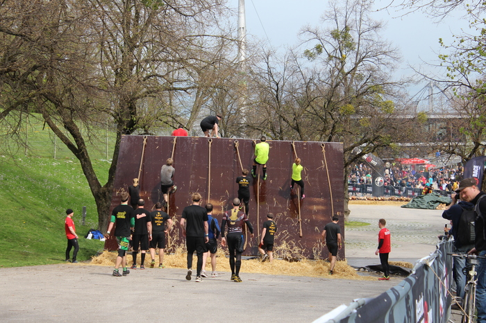 Spartan Race Event